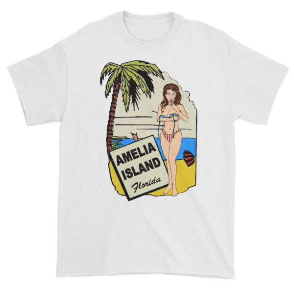 Oops My Bathing Suit Ultra Cotton T-Shirt White