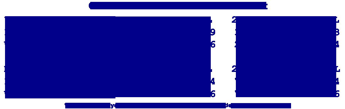 Size Chart Gildan 18500 Hoodie