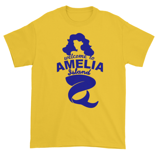 Welcome to Amelia Mermaid Ultra Cotton-T-Shirt Daisy