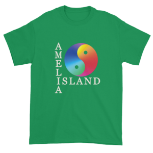 Yin & Yang Ultra Cotton T-Shirt Irish-Green