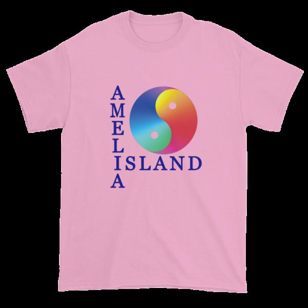 Yin & Yang Ultra Cotton T-Shirt Pink