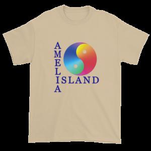 Yin & Yang Ultra Cotton T-Shirt Sand